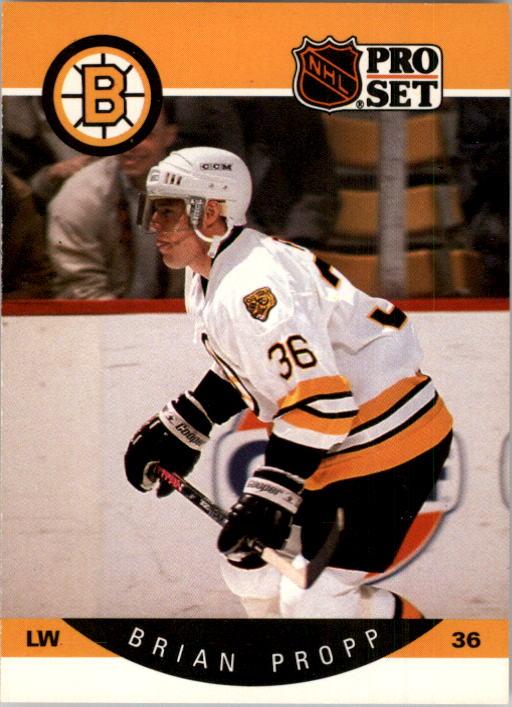 1990-91 Pro Set #14 Brian Propp