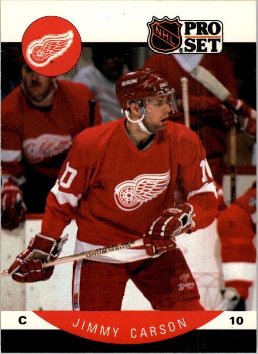 1990-91 Pro Set #67 Jimmy Carson