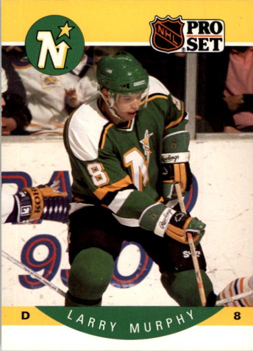 1990-91 Pro Set #143 Larry Murphy