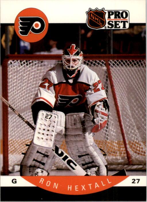 1990-91 Pro Set #216 Ron Hextall