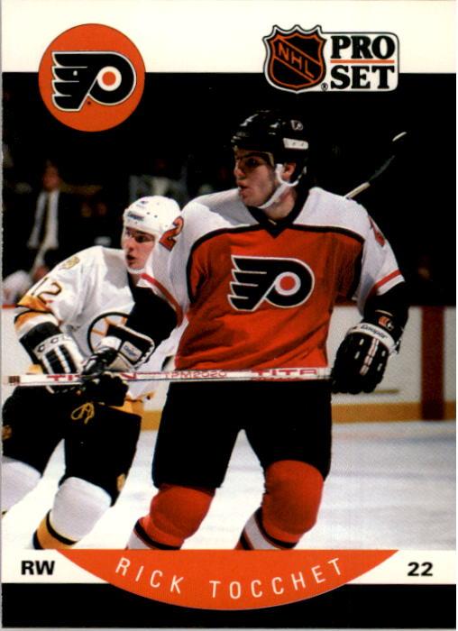 1990-91 Pro Set #225 Rick Tocchet