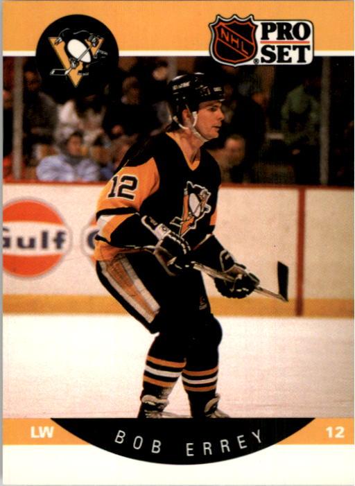 1990-91 Pro Set #234 Bob Errey