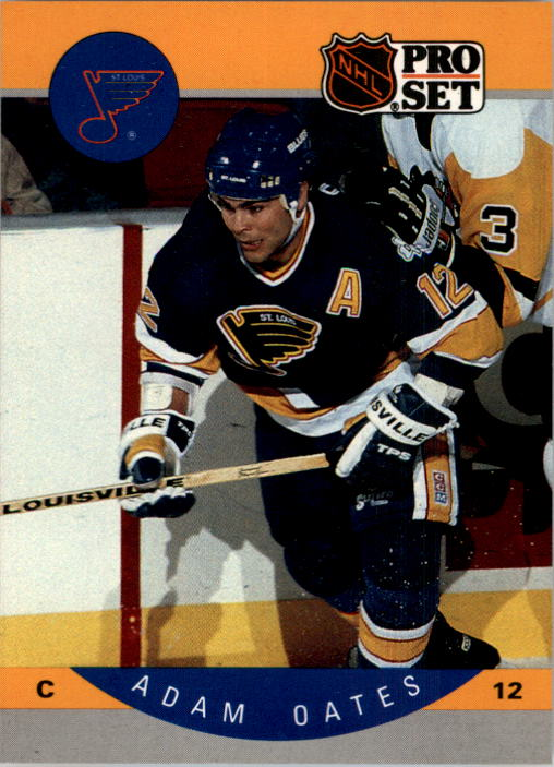 1990-91 Pro Set #269 Adam Oates