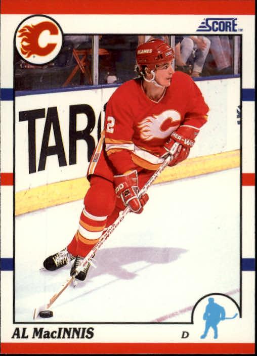 1990-91 Score #5 Al MacInnis