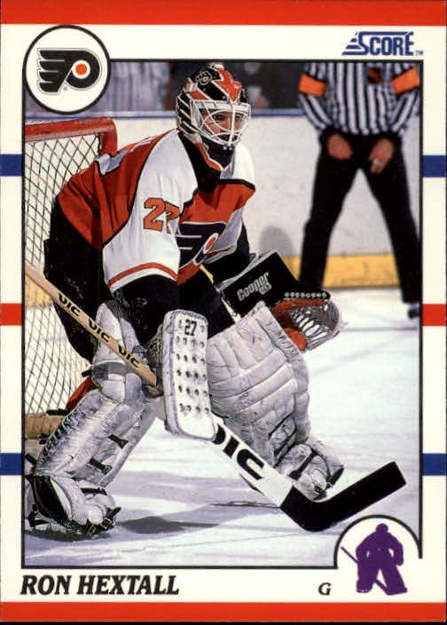 1990-91 Score #25 Ron Hextall