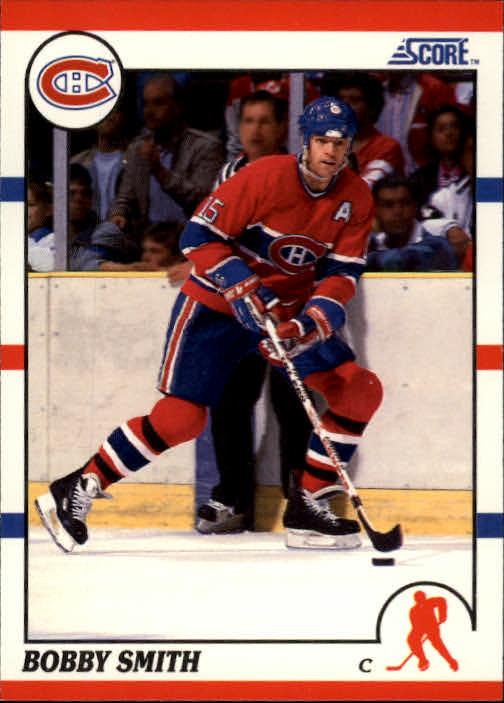 1990-91 Score #61 Bobby Smith
