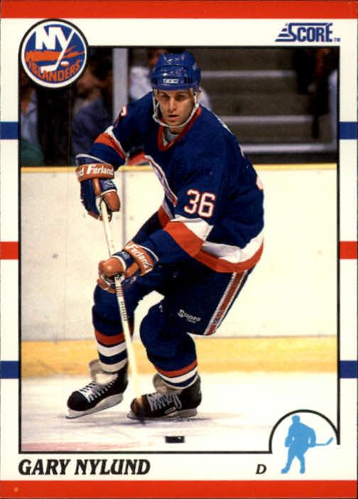 1990-91 Score #86 Gary Nylund