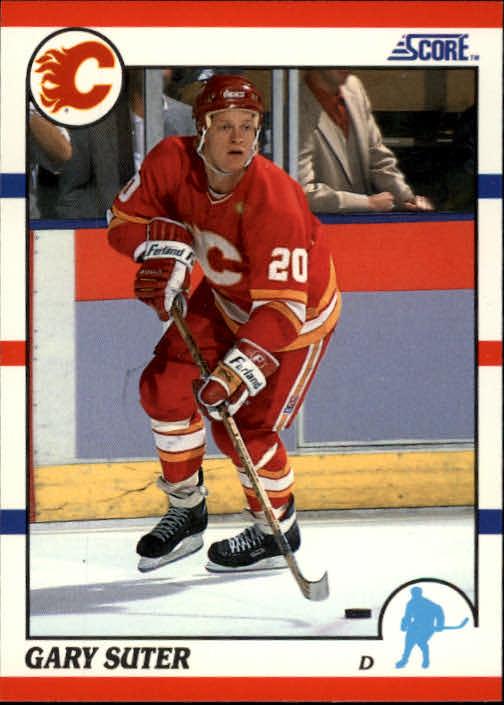 1990-91 Score #88 Gary Suter