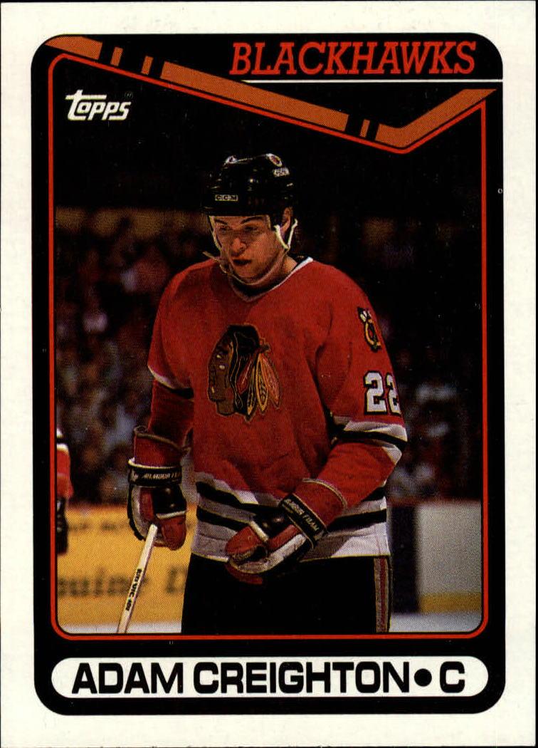 1990-91 Topps #83 Adam Creighton