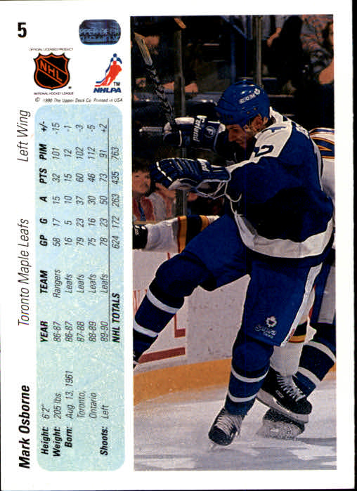 1990-91-Upper-Deck-Hockey-s-1-200-Rookies-You-Pick-Buy-10-cards-FREE-SHIP thumbnail 11