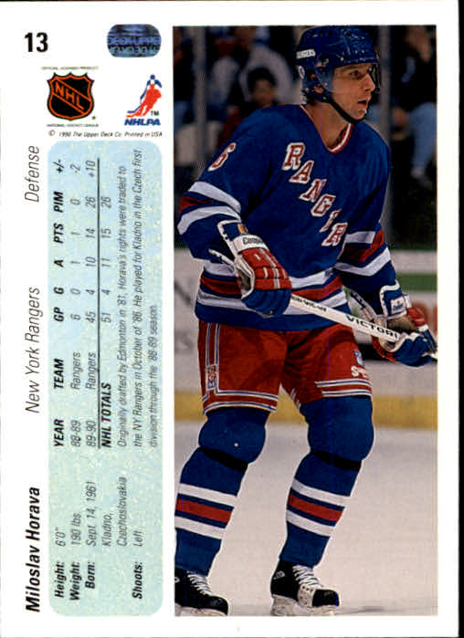 1990-91-Upper-Deck-Hockey-s-1-200-Rookies-You-Pick-Buy-10-cards-FREE-SHIP thumbnail 27
