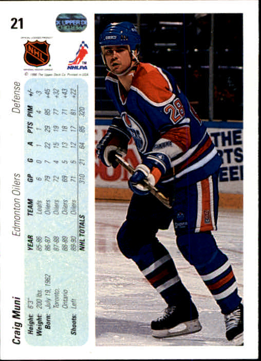 1990-91-Upper-Deck-Hockey-s-1-200-Rookies-You-Pick-Buy-10-cards-FREE-SHIP thumbnail 42