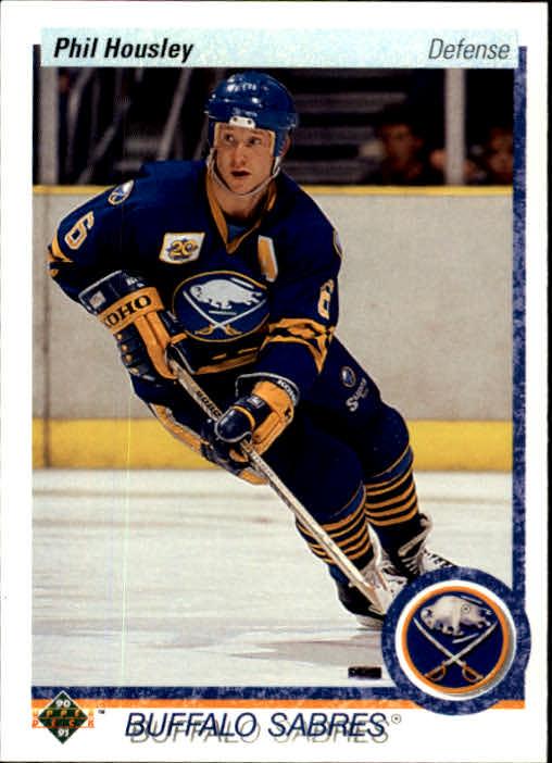 1990-91 Upper Deck #22 Phil Housley