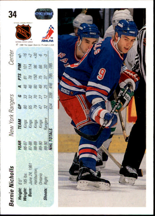 1990-91-Upper-Deck-Hockey-s-1-200-Rookies-You-Pick-Buy-10-cards-FREE-SHIP thumbnail 68