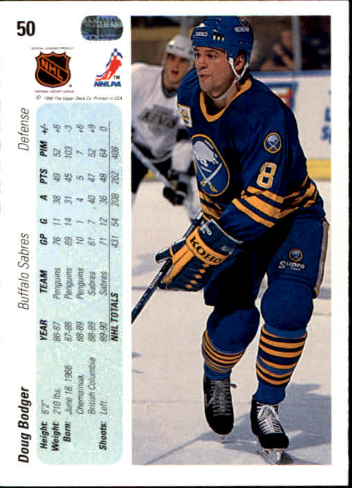 1990-91-Upper-Deck-Hockey-s-1-200-Rookies-You-Pick-Buy-10-cards-FREE-SHIP thumbnail 100