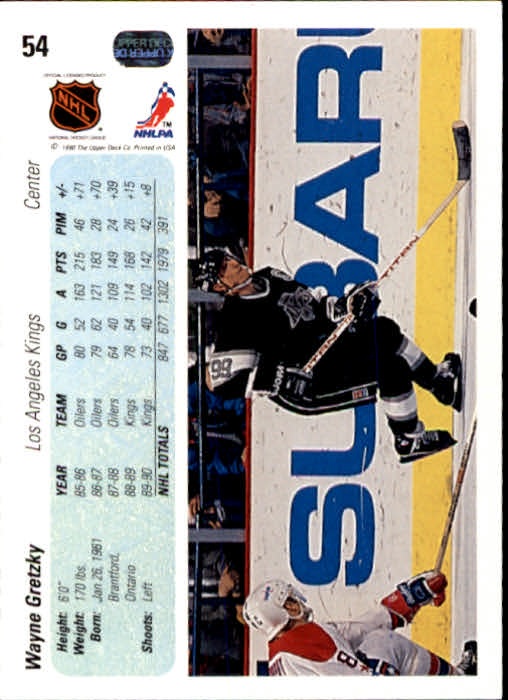 1990-91-Upper-Deck-Hockey-s-1-200-Rookies-You-Pick-Buy-10-cards-FREE-SHIP thumbnail 108
