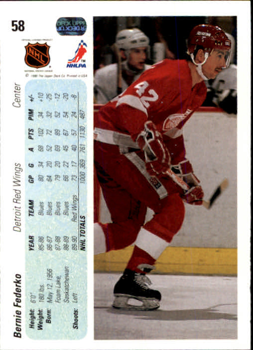 1990-91-Upper-Deck-Hockey-s-1-200-Rookies-You-Pick-Buy-10-cards-FREE-SHIP thumbnail 116