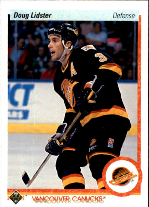 1990-91 Upper Deck #60 Doug Lidster