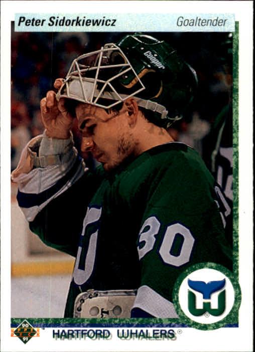 1990-91 Upper Deck #69 Peter Sidorkiewicz