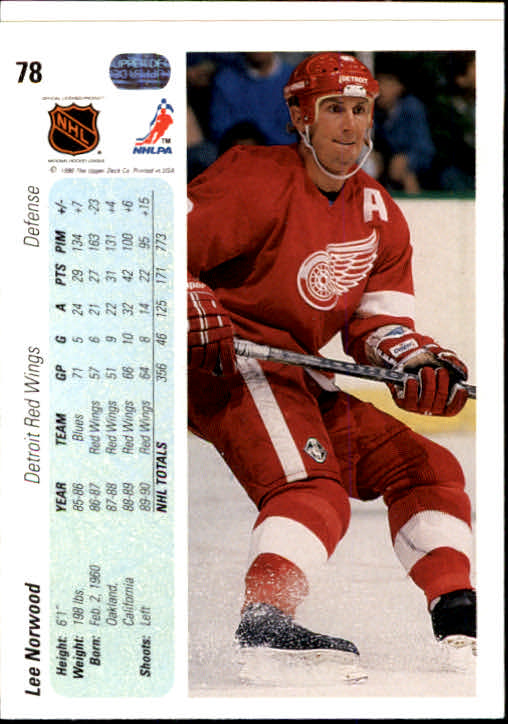 1990-91-Upper-Deck-Hockey-s-1-200-Rookies-You-Pick-Buy-10-cards-FREE-SHIP thumbnail 156