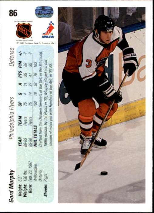 1990-91-Upper-Deck-Hockey-s-1-200-Rookies-You-Pick-Buy-10-cards-FREE-SHIP thumbnail 168