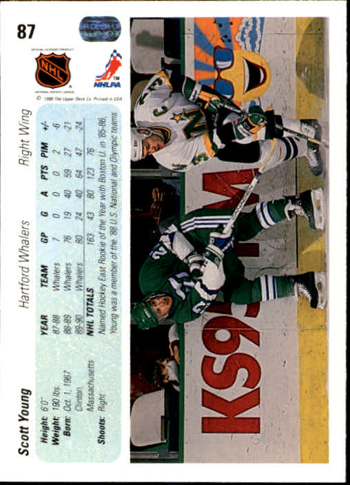 1990-91-Upper-Deck-Hockey-s-1-200-Rookies-You-Pick-Buy-10-cards-FREE-SHIP thumbnail 170