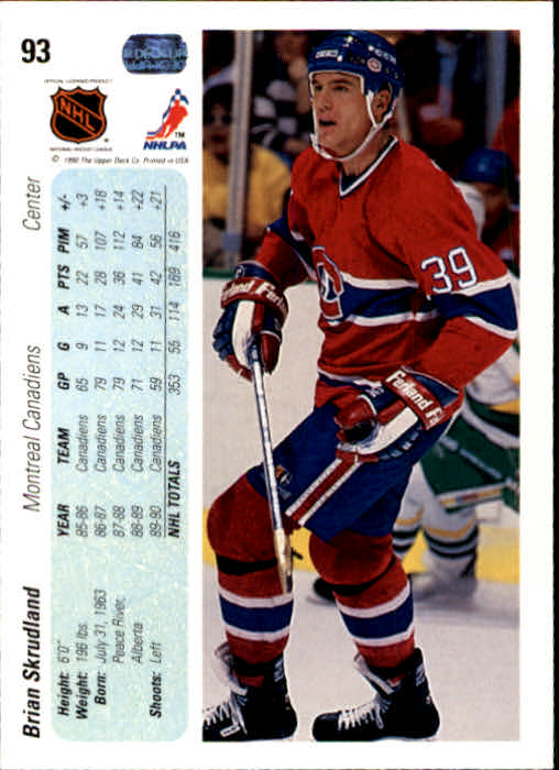 1990-91-Upper-Deck-Hockey-s-1-200-Rookies-You-Pick-Buy-10-cards-FREE-SHIP thumbnail 182
