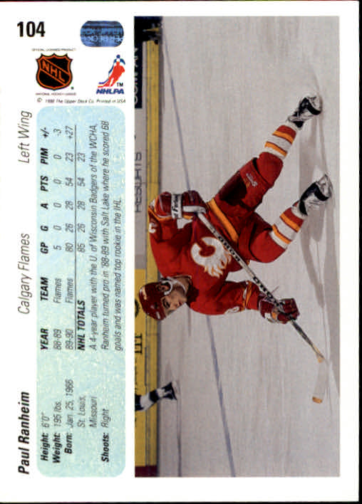 1990-91-Upper-Deck-Hockey-s-1-200-Rookies-You-Pick-Buy-10-cards-FREE-SHIP thumbnail 204