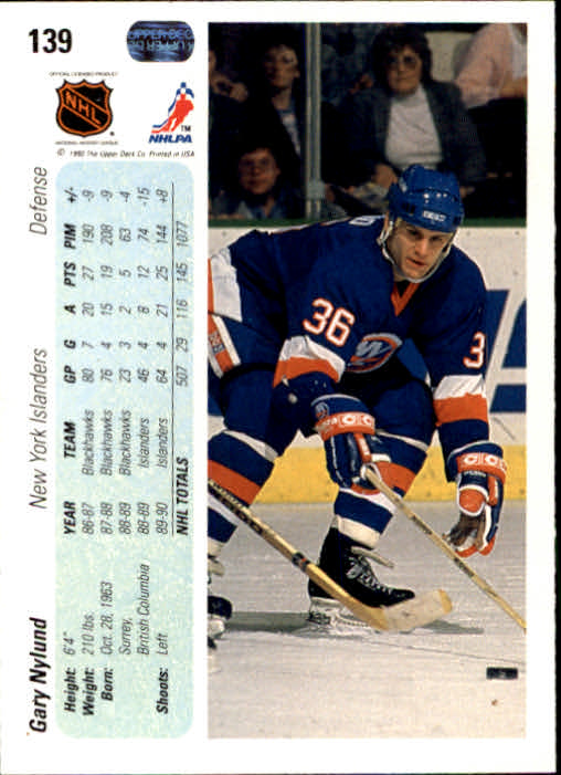 1990-91-Upper-Deck-Hockey-s-1-200-Rookies-You-Pick-Buy-10-cards-FREE-SHIP thumbnail 274