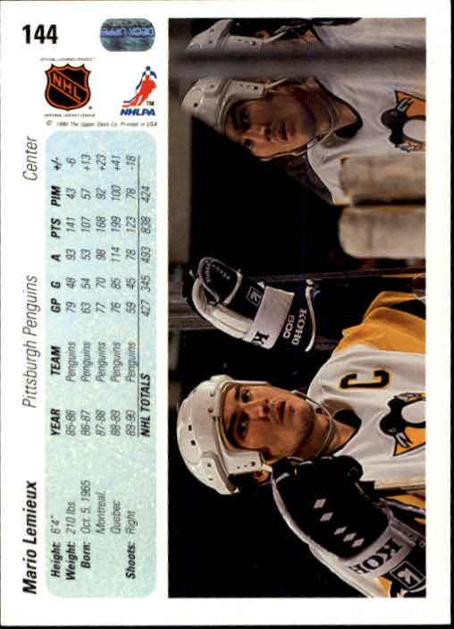 1990-91-Upper-Deck-Hockey-s-1-200-Rookies-You-Pick-Buy-10-cards-FREE-SHIP thumbnail 284