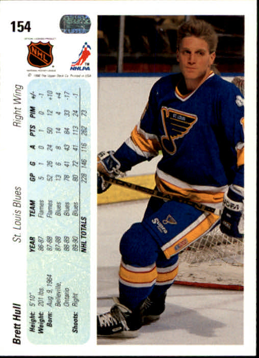 1990-91-Upper-Deck-Hockey-s-1-200-Rookies-You-Pick-Buy-10-cards-FREE-SHIP thumbnail 304