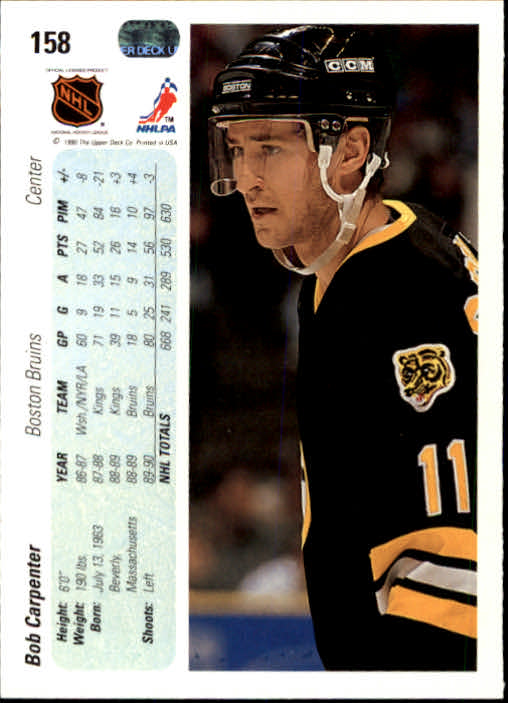 1990-91-Upper-Deck-Hockey-s-1-200-Rookies-You-Pick-Buy-10-cards-FREE-SHIP thumbnail 312