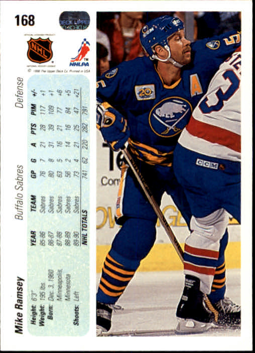 1990-91-Upper-Deck-Hockey-s-1-200-Rookies-You-Pick-Buy-10-cards-FREE-SHIP thumbnail 332