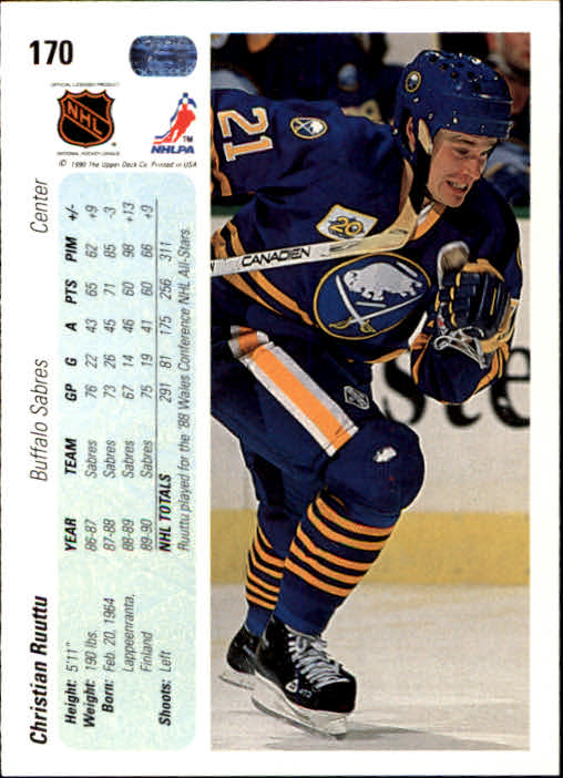 1990-91-Upper-Deck-Hockey-s-1-200-Rookies-You-Pick-Buy-10-cards-FREE-SHIP thumbnail 336