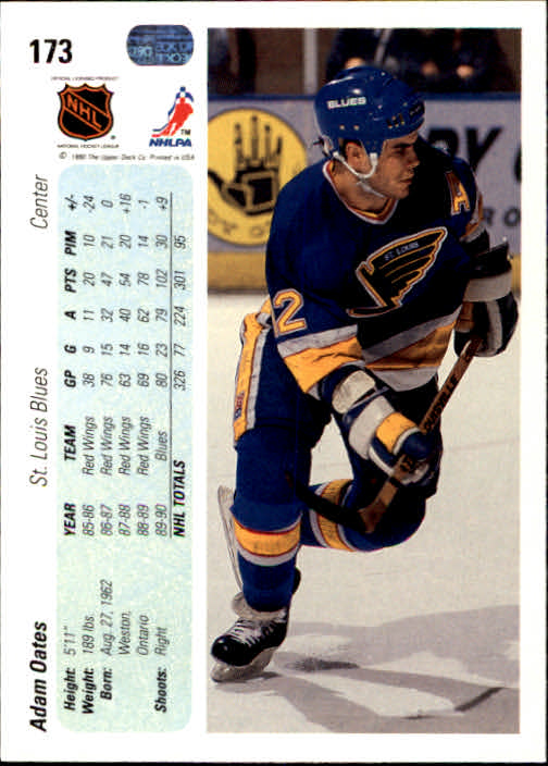 1990-91-Upper-Deck-Hockey-s-1-200-Rookies-You-Pick-Buy-10-cards-FREE-SHIP thumbnail 342