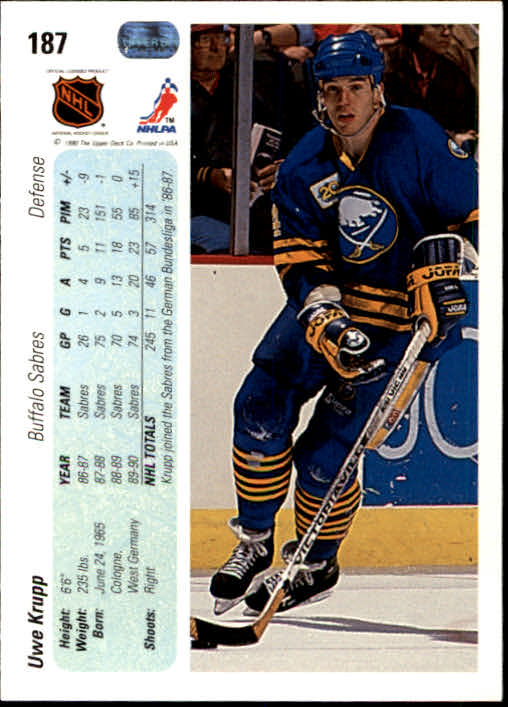 1990-91-Upper-Deck-Hockey-s-1-200-Rookies-You-Pick-Buy-10-cards-FREE-SHIP thumbnail 368