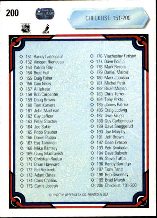 1990-91-Upper-Deck-Hockey-s-1-200-Rookies-You-Pick-Buy-10-cards-FREE-SHIP thumbnail 394