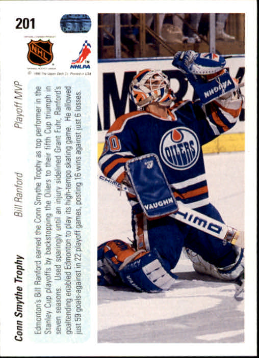 1990-91-Upper-Deck-Hockey-201-400-Rookies-You-Pick-Buy-10-cards-FREE-SHIP thumbnail 3