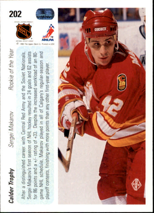 1990-91-Upper-Deck-Hockey-201-400-Rookies-You-Pick-Buy-10-cards-FREE-SHIP thumbnail 5
