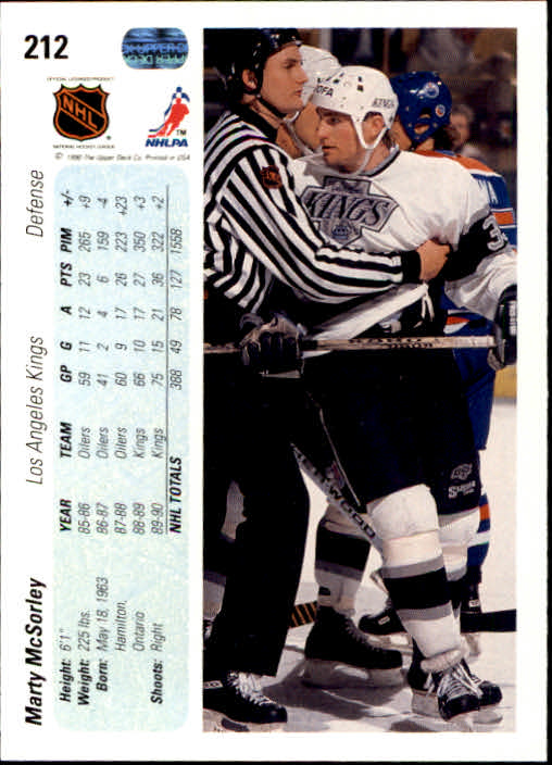 1990-91-Upper-Deck-Hockey-201-400-Rookies-You-Pick-Buy-10-cards-FREE-SHIP thumbnail 25