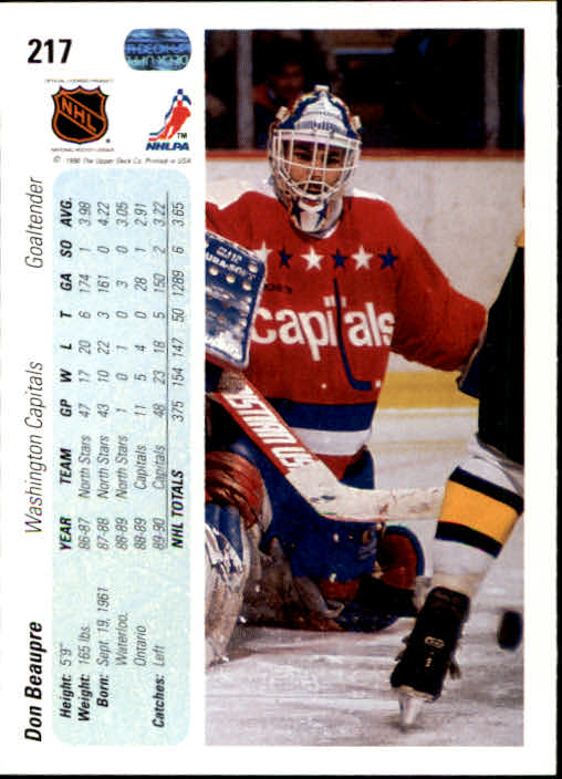 1990-91-Upper-Deck-Hockey-201-400-Rookies-You-Pick-Buy-10-cards-FREE-SHIP thumbnail 35