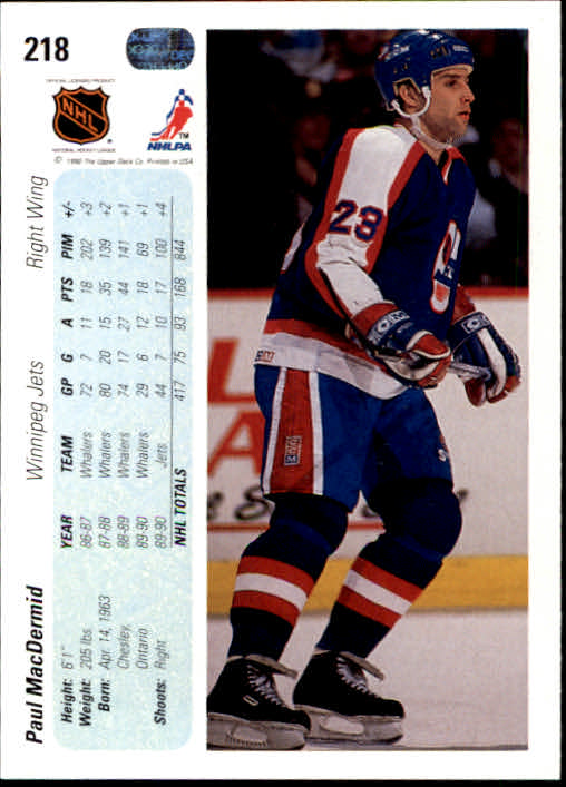 1990-91-Upper-Deck-Hockey-201-400-Rookies-You-Pick-Buy-10-cards-FREE-SHIP thumbnail 37