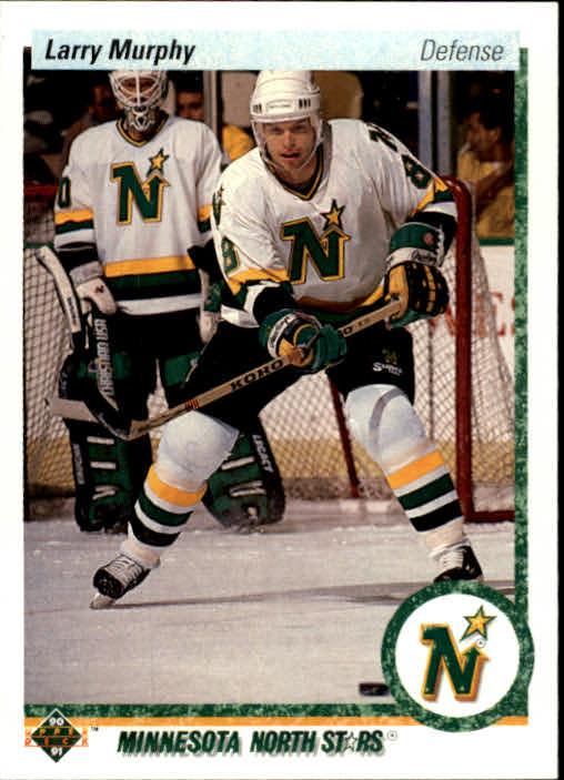 1990-91 Upper Deck #229 Larry Murphy