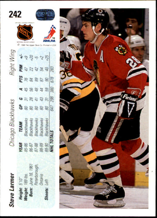 1990-91-Upper-Deck-Hockey-201-400-Rookies-You-Pick-Buy-10-cards-FREE-SHIP thumbnail 83