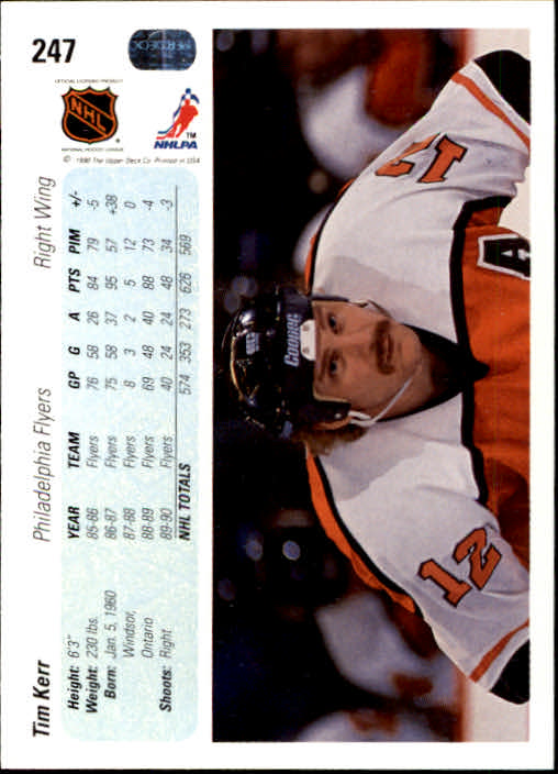 1990-91-Upper-Deck-Hockey-201-400-Rookies-You-Pick-Buy-10-cards-FREE-SHIP thumbnail 93