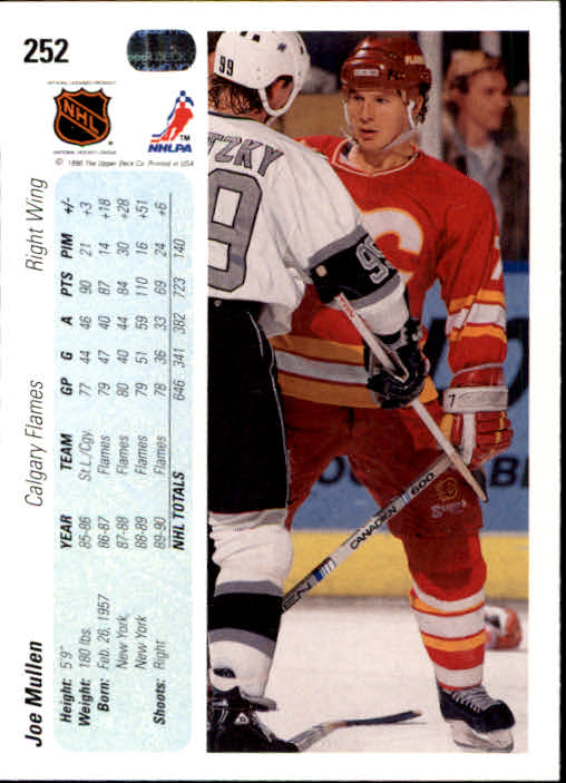 1990-91-Upper-Deck-Hockey-201-400-Rookies-You-Pick-Buy-10-cards-FREE-SHIP thumbnail 103