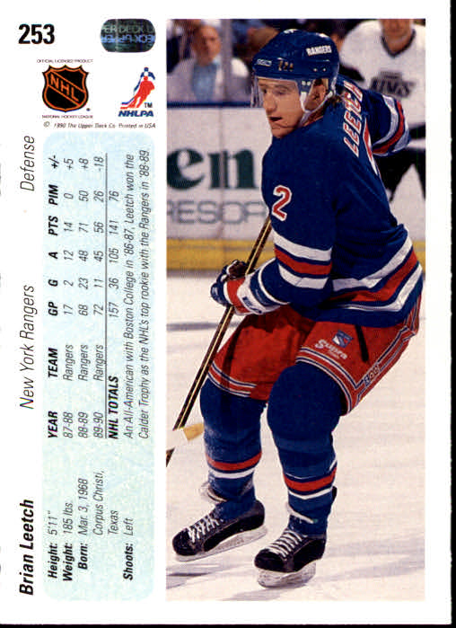 1990-91-Upper-Deck-Hockey-201-400-Rookies-You-Pick-Buy-10-cards-FREE-SHIP thumbnail 105