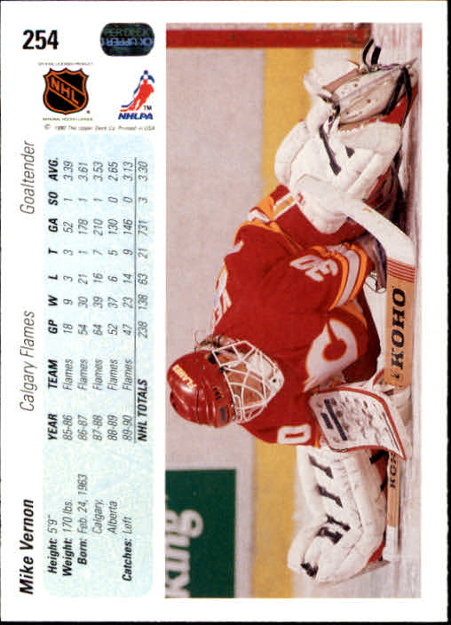 1990-91-Upper-Deck-Hockey-201-400-Rookies-You-Pick-Buy-10-cards-FREE-SHIP thumbnail 107