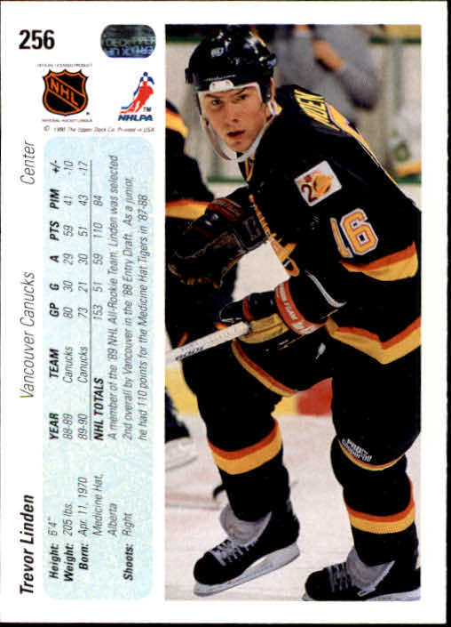 1990-91-Upper-Deck-Hockey-201-400-Rookies-You-Pick-Buy-10-cards-FREE-SHIP thumbnail 111
