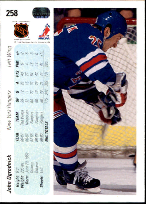 1990-91-Upper-Deck-Hockey-201-400-Rookies-You-Pick-Buy-10-cards-FREE-SHIP thumbnail 115